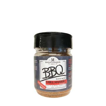 BBQ-Gewürzmischung | Bagatzounis (120 g)