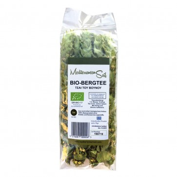 BIO Griechischer Bergtee Sideritis Scardica Blüten (30 g)