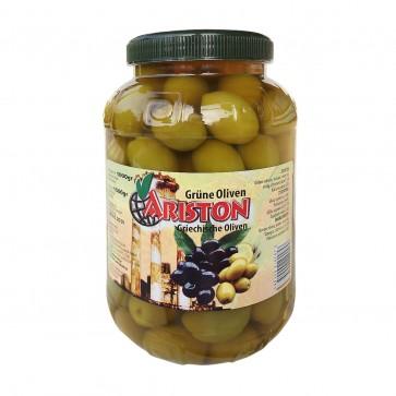 Grüne Oliven aus Griechenland kaufen (1 kg)