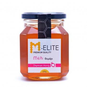 Griechischer Honig mit Thymian | M-Elite (450 g)