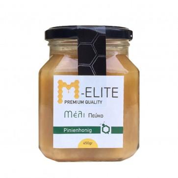Pinienhonig aus Griechenland hier kaufen | M-Elite (450 g)