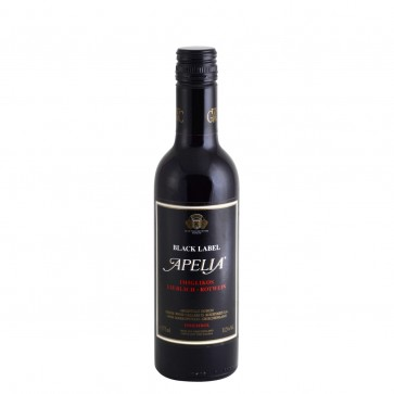 Apelia Black Label Kourtaki | Rotwein lieblich (0,375 l)