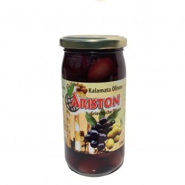 Kalamata Oliven mit Stein Colossal | Ariston (215 g)