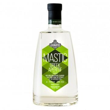 Mastiha Mastic 28% Loukatos Likör (0,7 l)