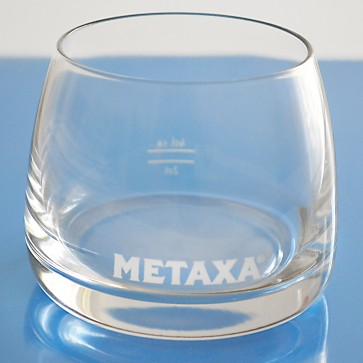 Metaxa Tumbler Glas 270 ml