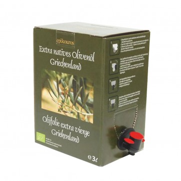 Olivenöl bio aus Griechenland im 3 l Kanister online kaufen
