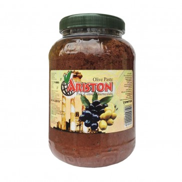 Olivenpaste aus Kalamata Oliven im Fass | Ariston (1400 g)