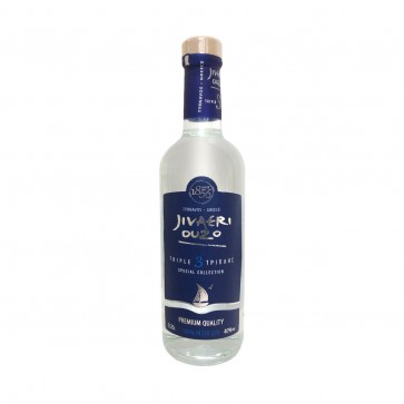 Ouzo Jivaeri Special Collection Katsaros (0,2 l)