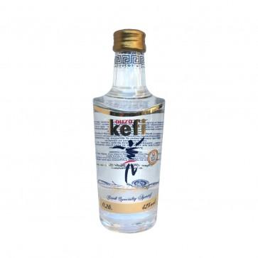 Ouzo Kefi Gold Series Anastasopoulos (0,2 l)