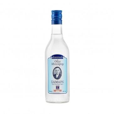 Ouzo Samara Blue Mytilini 40% (0,2 l)
