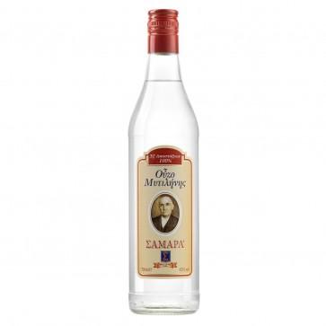 Ouzo Samara Red Mytilini 42% (0,7 l)