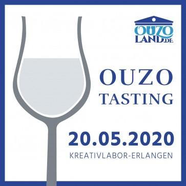 Ouzo Tasting Erlangen