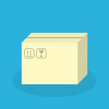 Versandeinheit Paket & UPS-Versand