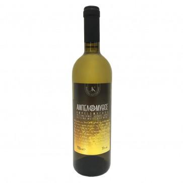Retsina Ampelomythos Koutsodimos | Weißwein geharzt (0,75 l)