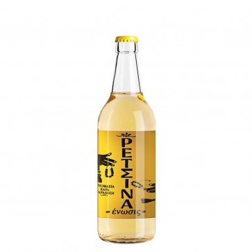 Retsina Enosis Limnos Wines | Weißwein geharzt (0,5 l)