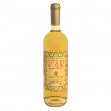 Retsina Lafkioti | Weißwein geharzt (0,75 l)