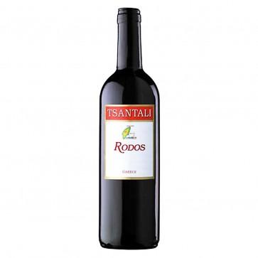 Rodos Tsantali | Rotwein lieblich (0,75 l)