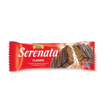 Waffel-Riegel mit Schokolade | Serenata CLASSIC (33 g)