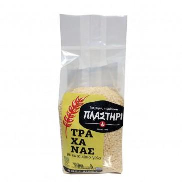 Trachanas sauer mit Ziegenmilch | Plastiri (400 g)