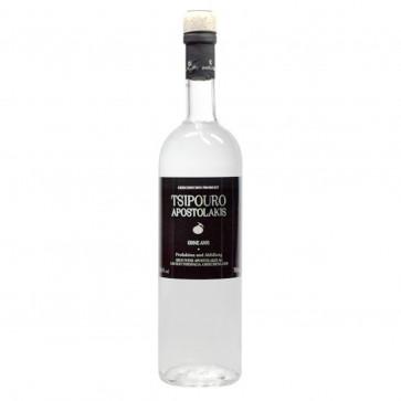 Tsipouro Apostolakis ohne Anisgeschmack (0,7 l)