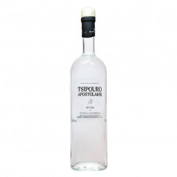 Tsipouro kaufen Apostolakis mit Anisgeschmack (0,7 l)