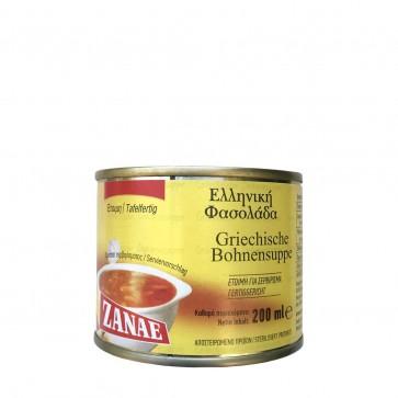 Griechische Bohnensuppe   Zanae (200 ml)