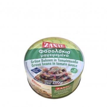 Grüne Bohnen in Tomatensoße Fasolakia | Zanae (280 g)