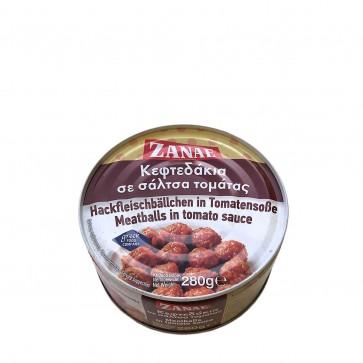 Hackfleischbällchen in Tomatensauce Keftedakia | Zanae (280 g)