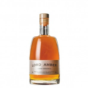Tsipouro Aged Lord Amber Vladikas ohne Anisgeschmack (0,5 l)