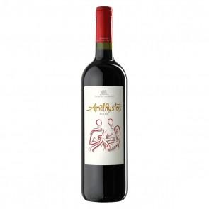 Amethystos Rotwein von Costa Lazaridi (0,75 l)