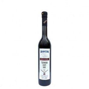 Tsipouro Babatzim Grape Marc Xinomavro Premium