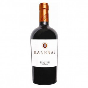 Kanenas rot von Tsantali (0,75 l)