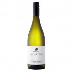 Assyrtiko Wein von Kir Yianni | Weißwein trocken (0,75 l)