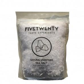 Grobes Meersalz unbehandelt | FIVETWENTY (500 g)