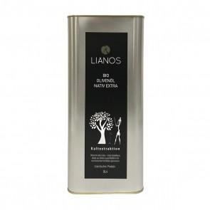 Bio Olivenöl im 5 l Kanister