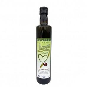 Olivenöl griechisch kaufen, mild & mittel-fruchtig - Lianos (0,5 l)