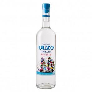 Ouzo Loukatos (0,7 l) hier online kaufen