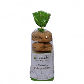 Dakos Brot von Tsiknakis rund MAXI (700 g)