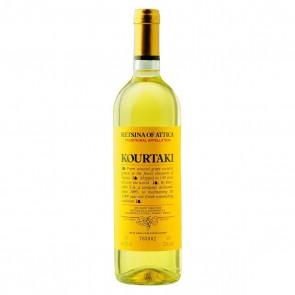 Retsina Kourtaki | Weißwein trocken geharzt (0,75 l)