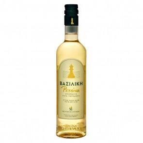 Retsina Vasiliki Mesimvria Winery | Weißwein geharzt (0,5 l)