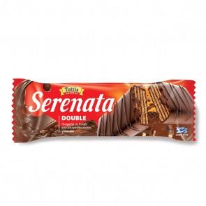 Waffel-Riegel mit Schokolade | Serenata DOUBLE (48 g)