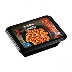 Spitika Gigantes mit Zwiebel-Tomatensauce   Palirria (1,2 kg)