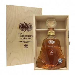 Tsipouro Aged Katsaros ohne Anisgeschmack (0,7 l)