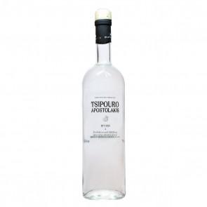 Tsipouro Apostolakis mit Anisgeschmack (0,7 l)