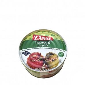 Gefüllte Tomaten & Paprika mit Reis Gemista   Zanae (280 g)