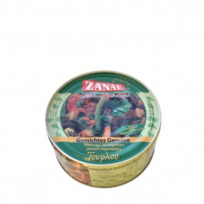 Gemischtes Gemüse Tourlou   Zanae (280 g)