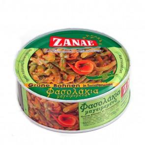 Grüne Bohnen in Tomatensoße | Zanae (280 g)
