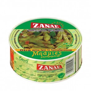 Okra extra fein in Tomatensoße | Zanae (280 g)