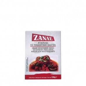 Oktopus in scharfer Sauce | Zanae (100 g)