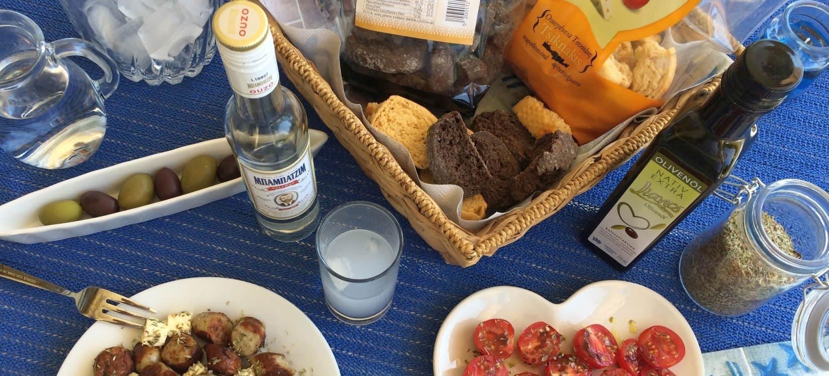 Griechische Feinkost & viel Gesundes im Genußshop entdecken & bestellen!
